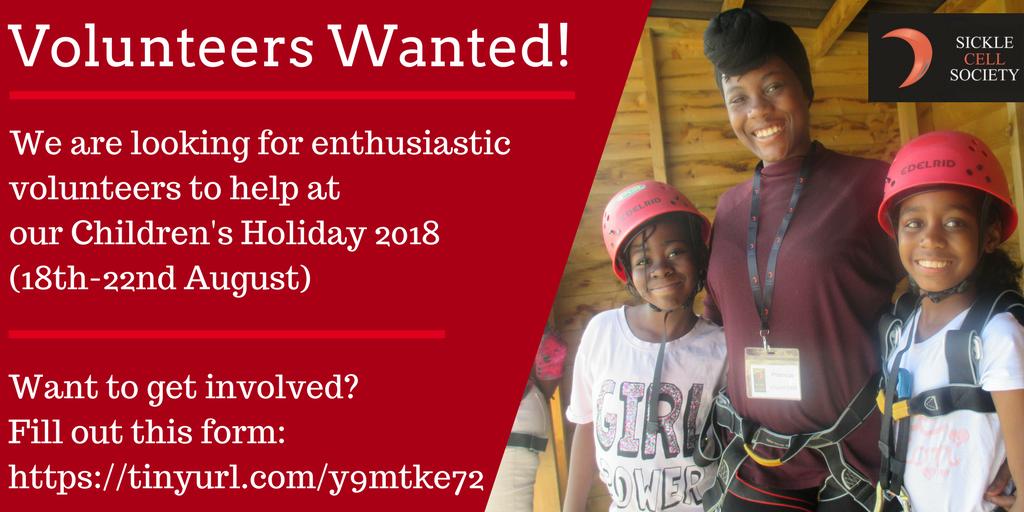 Children's Holiday 2018 Volunteer