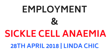 Employment and Sickle Cell Anaemia Hand Out