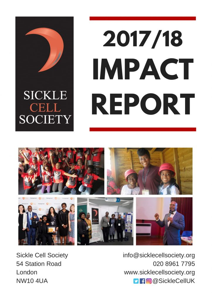 Impact Report Front Page Image